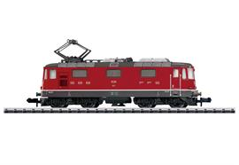 SBB Re 4/4 II rot DCC Sound