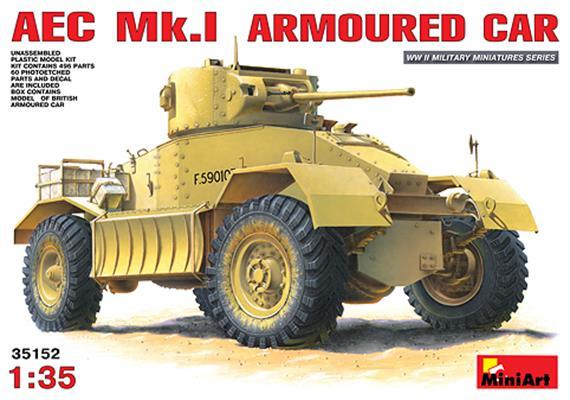 AEC Mk.I Armoured