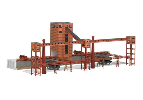 Bausatz Zeche Zollverein Kokerei Teil 1