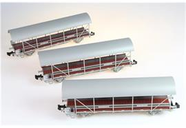 BLS Autotransportwagen Set