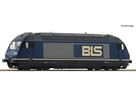 BLS Re 465 DCC Sound