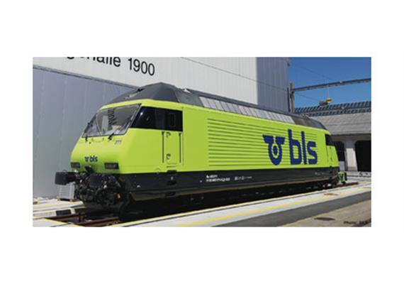 BLS Re 465 WSD Sound