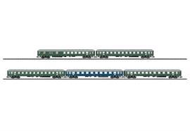 DB Schnellzugwagen Set 5-teilig
