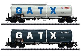 GATX Kesselwagen Set