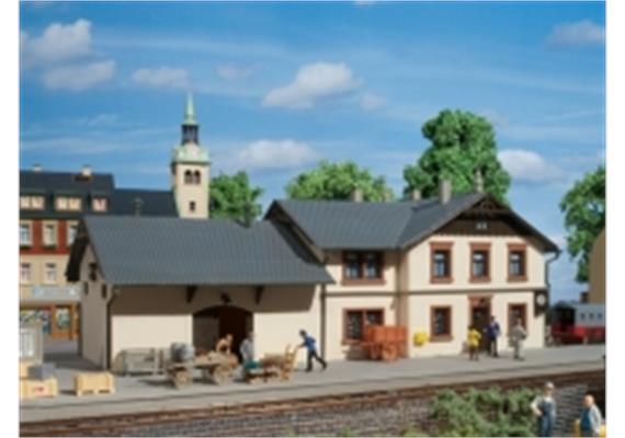 HO Bahnhof Oberrittersgrün