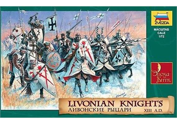 Livonian Ritter