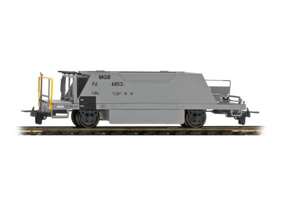 MGB Fd 4853 Schotterwagen grau