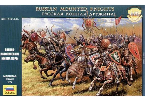Russ.Mounted Knights