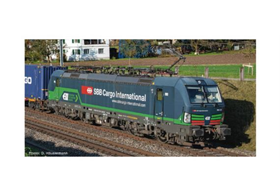 SBB Cargo Int. BR 193 WSD Sound