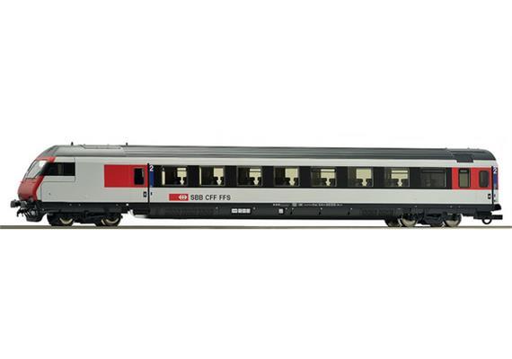 SBB EW IV Steuerwagen