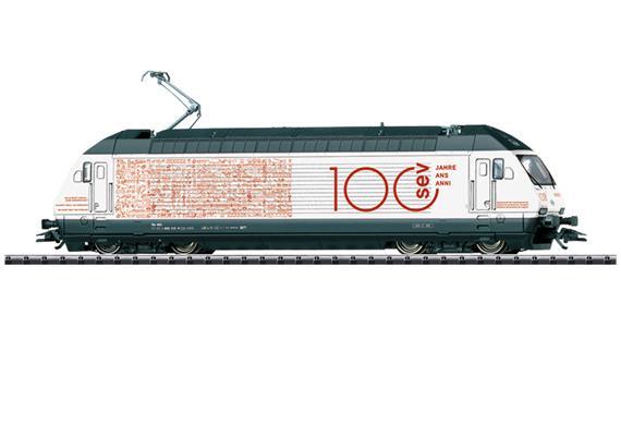SBB Re 460 100 Jahre SEV DCC Sound