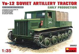Sov. Artillery Tractor Ya-12