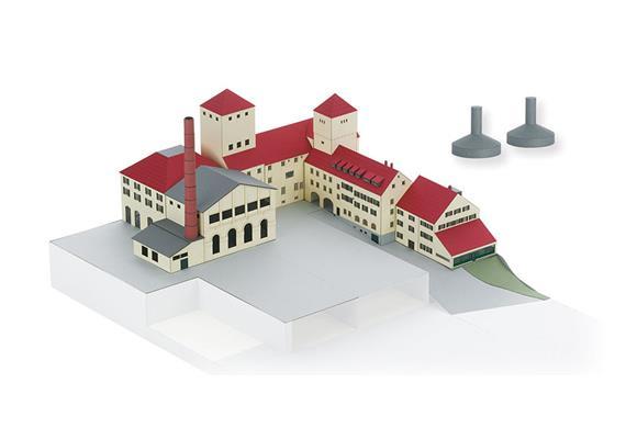 Bausatz Brauerei Weihenstephan Teil 1