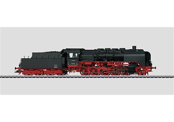 DB GüterzugDampflok.mit Schlepp. BR50