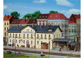 HO Bahnhof Klingenberg-Colmnitz
