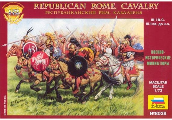 Republicam Rome Cavalery