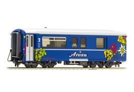 RhB As 1256 Salonwagen Arosa Express
