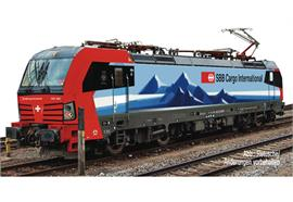 SBB Cargo International BR 193 mit Sound