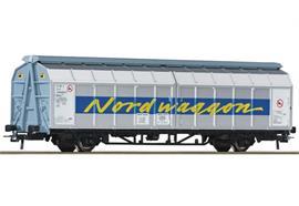 SJ Schiebewandwagen Nordwaggon