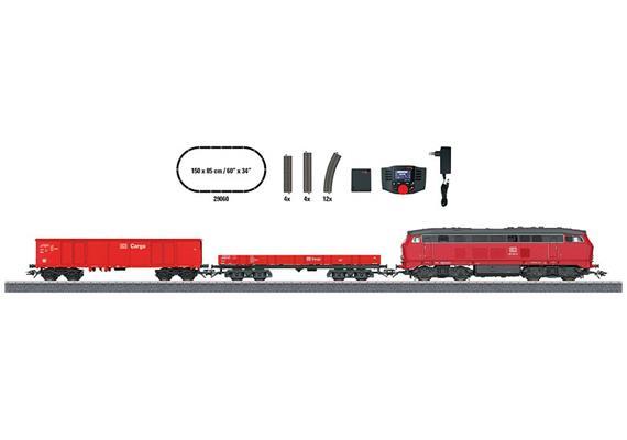 Start up DB Güterzug Startpackung mit BR 218